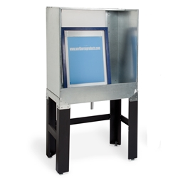 Workhorse Wash-It Washout Booth 36""