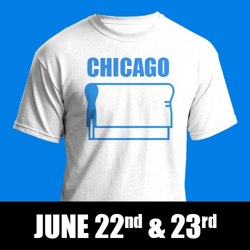 CHICAGO Screen Printing Business Course (June 22nd-23rd) - EX062219