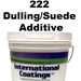 222 Suede Additive