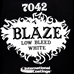 7042 Blaze Low Bleed White - IC70422
