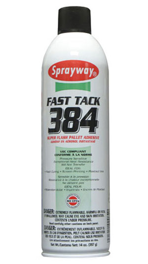 384 Flash Adhesive
