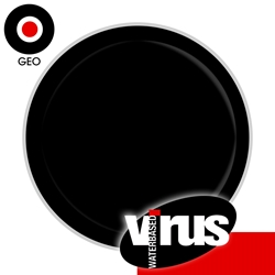 Virus Geo Killer Black Ink
