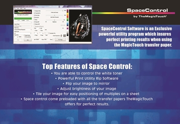 Space Control RIP Software  Space Control, rip, OKI