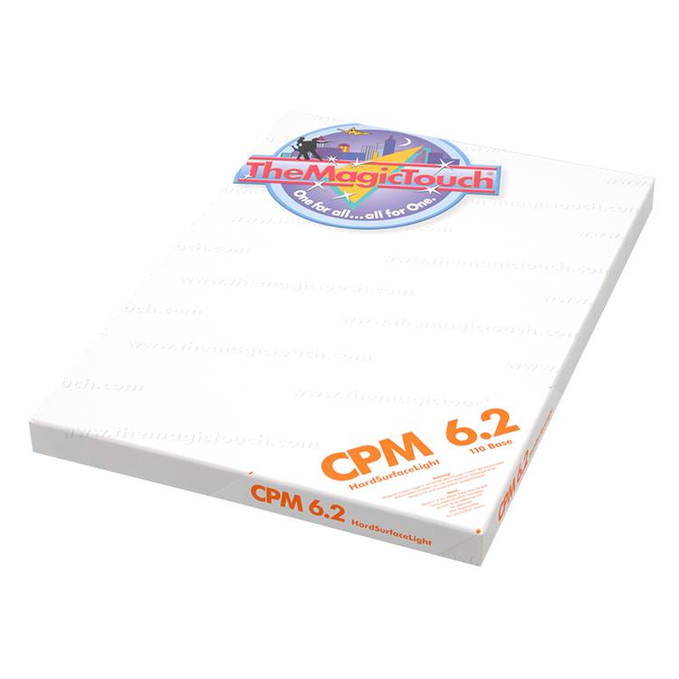 CPM 6.2 Hard Surface Transfer Paper
