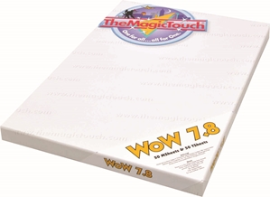 Wow 7.8 Dark T-Shirt Transfer Paper