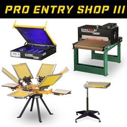Pro Entry Shop III